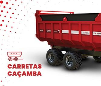 CARRETAS CAÇAMBA